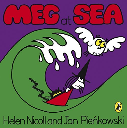 Meg at Sea (Meg and Mog)