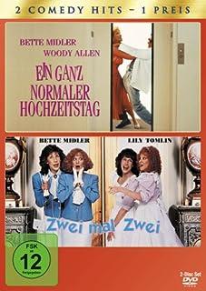 Ein ganz normaler Hochzeitstag / Zwei mal Zwei [2 DVDs]