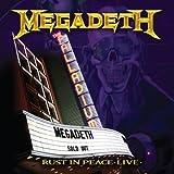 Megadeth: Rust in Peace Live [Dvd/Shm] (Audio CD)