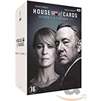 House of Cards - L'Intégrale saisons 1 à 5 DVD