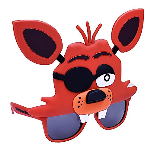 Party Costumes - Sun-Staches - Five Nights at Freddy's - Bonnie Bunny Sunglasses SG2594 p2yt0G