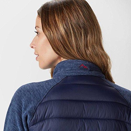 51HhKJyJqcL. SS500  - Peter Storm Women's Baffle Fleece Jacket
