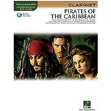 Klaus Badelt: Pirates Of The Caribbean (Clarinet). Für Klarinette