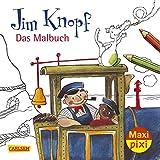 Maxi Pixi 269: Jim KnopfMalbuch