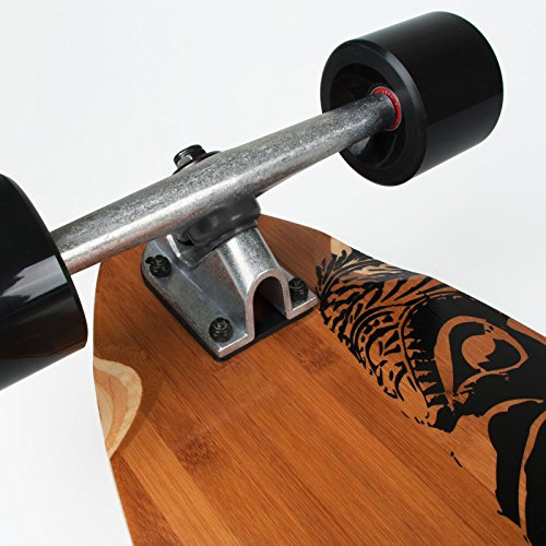 Mike Jucker Hawaii Longboard Bambus MAKAHA -