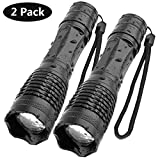 Aomees LED Torch Powerful Flashlight Torches Led Torch Light powerful Ultra Bright Adjustable