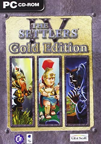 The Settlers 6 - The Settlers IV Gold Edition [import