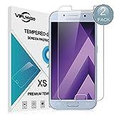2x Viflykoo Panzerglas Schutzfolie für Samsung Galaxy