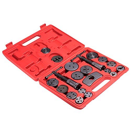 Sailnovo 21 TLG Bremskolbenrücksteller Kolbenrücksteller Satz, Bremskolben Rücksteller KFZ Werkzeug und Allen Gängigen…