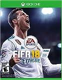 #9: EA Sports FIFA 18 (Xbox One)