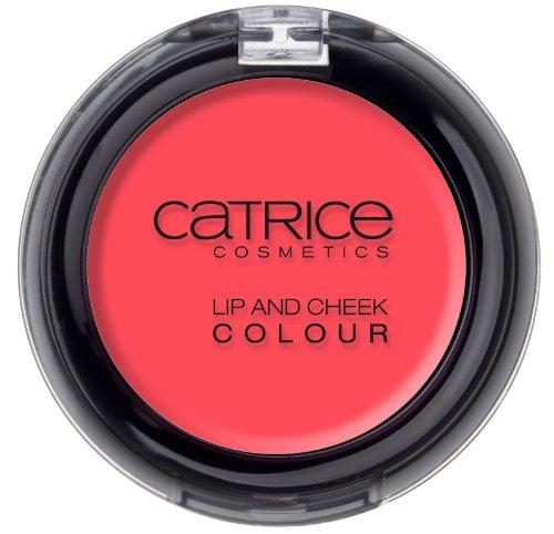 Catrice Cosmetics Limited Edition Neo Geisha Lip And Cheek Colour Nr. C03 Madam Butterfly Farbe: Dunkelrot Inhalt: 3,8g Rouge oder Lippenfarbe Blush (Up Geisha Make)