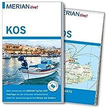 MERIAN live! Reiseführer Kos: Mit Extra-Karte zum Herausnehmen