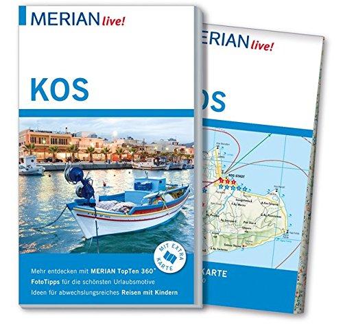 Preisvergleich Produktbild MERIAN live! Reiseführer Kos: Mit Extra-Karte zum Herausnehmen
