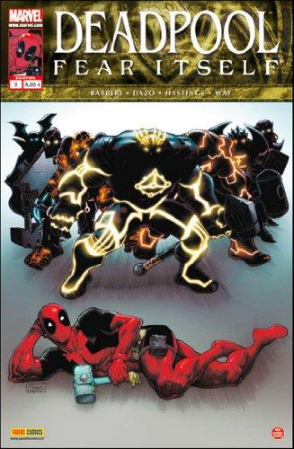 Deadpool 09 (fear itself) par Daniel Way