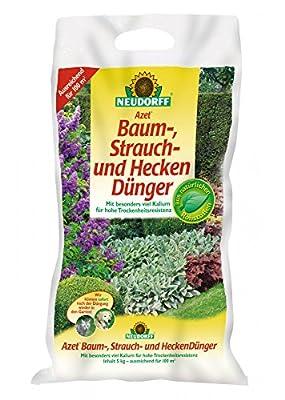 Neudorff Azet Baum-, Strauch- und HeckenDünger 5 kg von Neudorff - Du und dein Garten