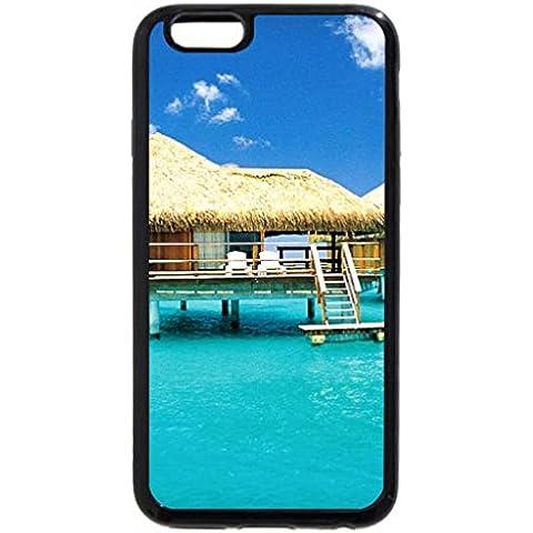 iPhone 6S Plus Case, iPhone 6 Plus Case, Beach Cottages - Beach Cottage Accessori