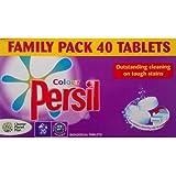 Persil Couleur biologiques Tablets 1 x 1,2 kg