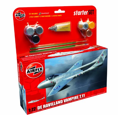 airfix-172-de-havilland-vampire-t11-starter-aircraft-model-set-medium