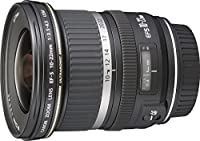Canon EF-S 10-22mm f/3.5-4.5 USM - Objetivo para Canon (distancia focal ...