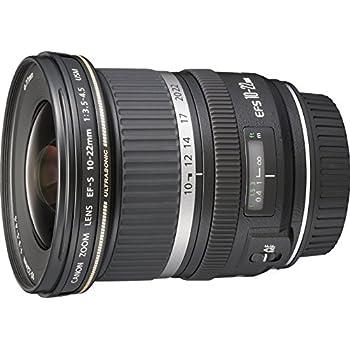 Canon EF-S 10-22 mm f/3.5-4.5 USM Lens