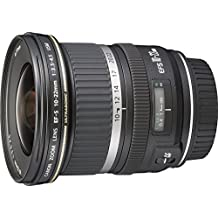 Canon EF-S 10-22MM F/3.5-4.5 USM - Objetivo para Canon (distancia focal 10-22mm, apertura f/3.5) color negro