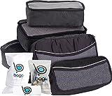 Cubetti di Imballaggio - Bago Sistema di Cubo di Viaggio Set - 5 Cubi di Imballaggio pcs - Valore Impostato Per Viaggiare