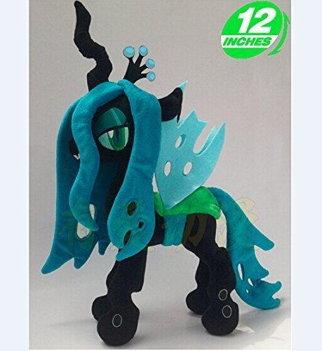 MEIN KLEINES PONY - MY LITTLE PONY PLÜSCH - QUEEN CHRYSALIS 30 cm - Gesticktes Pony