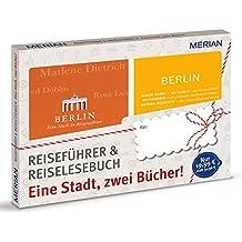 MERIAN Berlin: eine Stadt, zwei Bücher: Geschenkbox zum Vorteilspreis (MERIAN momente)