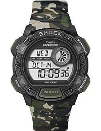 Timex Expedition T49976 - Reloj de cuarzo para hombres, multicolor