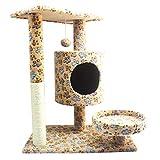 CAT-tree Kratzbaum, Kratzbaum, Aktivitätszentrum Katzenturmmöbel - Für Kätzchen, Haustiere.