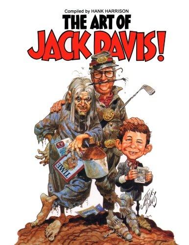 Art of Jack Davis par  Hank Harrison