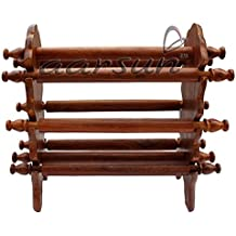 Aarsun Handcrafted Wooden Bangle Stand