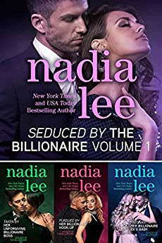 Seduced by the Billionaire (Books 1-3) by [Lee, Nadia]