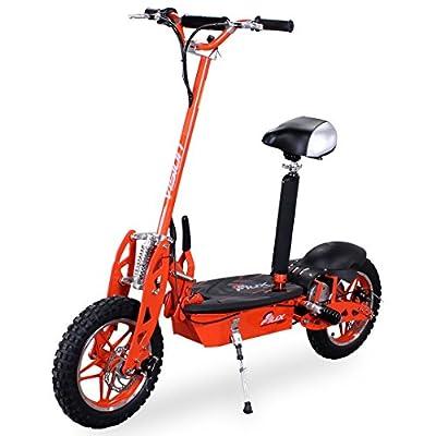 E-Scooter Roller Original E-Flux Vision mit 1000 Watt 36 V Motor Elektroroller E-Roller E-Scooter in vielen Farbe