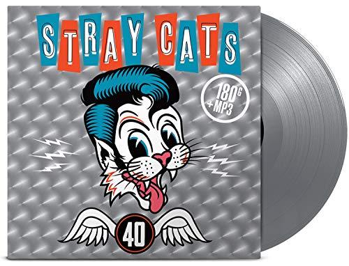 40 (Ltd.Colored ed.180 Gr.Vinyl Gatefold+Mp3) [Vinyl LP]
