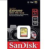 Sandisk Sdsdxv6-064G-Gncin Extreme Sdxc Uhs Geheugen Kaart, 64Gb