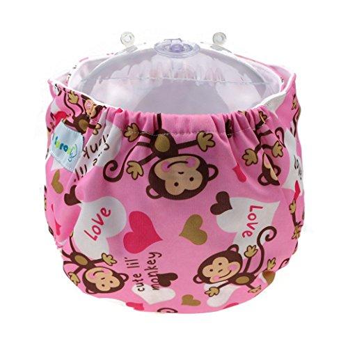 Happy Cherry Pañal de Tela Lavable Reutilizable Ajustable Infantil Diaper para Bebé Niño Niña ...