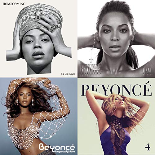 ... George Harrison Reproduciendo · Beyoncé: hits