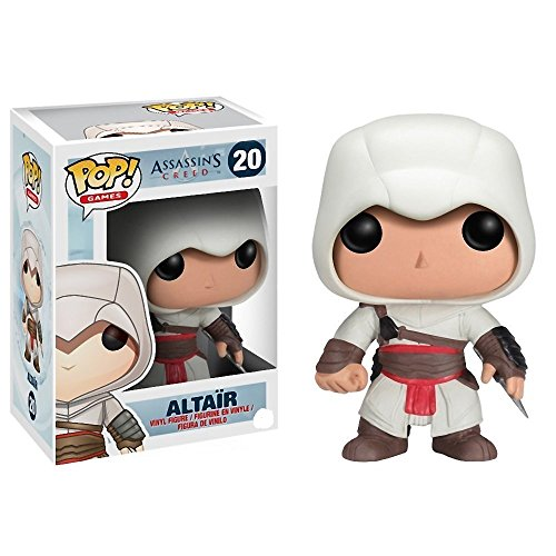 Pop! Games - Altair de Assassin's Creed, figura de 10 cm (Funko FUNVPOP3729)
