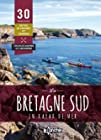La Bretagne sud en kayak de mer - 30 parcours du Croisic à Crozon