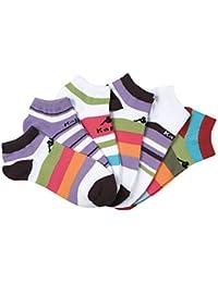 Lot de 6 paires de chaussettes sport femme 35/41