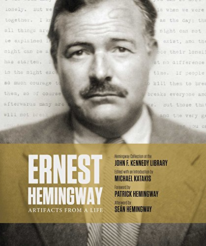 Descargar Libros Sin Registrarse Ernest Hemingway: Artifacts From a Life Novelas PDF