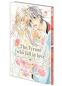 The tyrant who fall in love - Artbook Edition simple One-shot