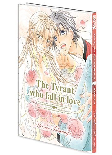 The tyrant who fall in love - Artbook