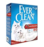 Ever Clean Multiple Cat Litter, 10 Litre, Scented