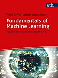 Fundamentals of Machine Learning: support vectors made easy