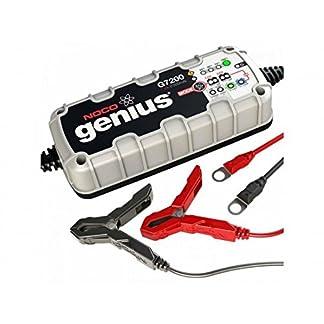 Cargador de batería NOCO Genius G7200litio 12/24V 7,2a 230Ah–Noco 010175