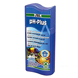 JBL pH-Plus 250 ml, Water conditioner to increase the pH value in fresh and saltwater aquariums JBL pH-Plus 250 ml, Water conditioner to increase the pH value in fresh and saltwater aquariums 51HhjJurvTL