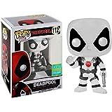 Funko Pop! Marvel: Deadpool (Blanco) 2016 SDCC Exclusivo Figura De Vinilo