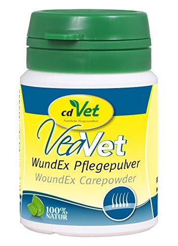 Artikelbild: cdVet Naturprodukte VeaVet WundEx Pflegepuder 15 g